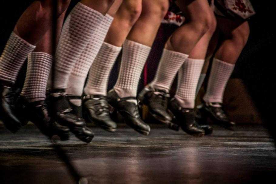 nelson irish dance